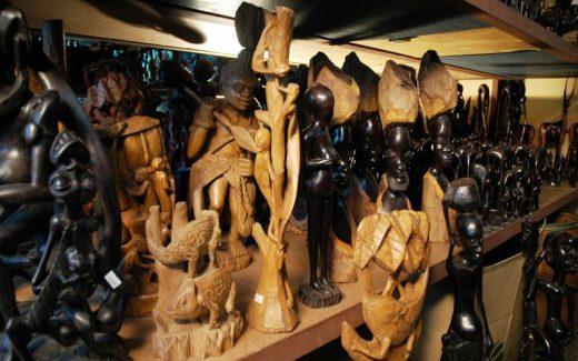 Rzeźby afrykańskie